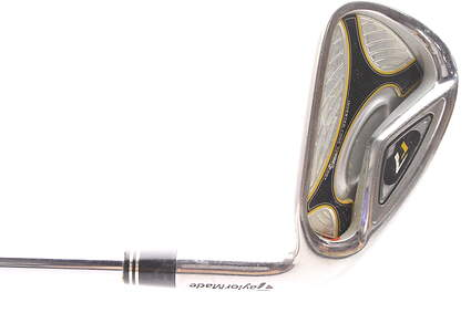 Tour Issue TaylorMade R7 Single Iron 4 Iron TM T-Step 90 Steel Regular Right Handed 38.5 in