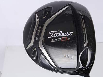 Titleist 917 D2 Driver 12* Diamana M+ 50 Limited Edition Graphite Lite Right Handed 45 in