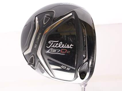 Titleist 917 D2 Driver 10.5* Diamana M+ 50 Limited Edition Graphite Regular Left Handed 45.5 in