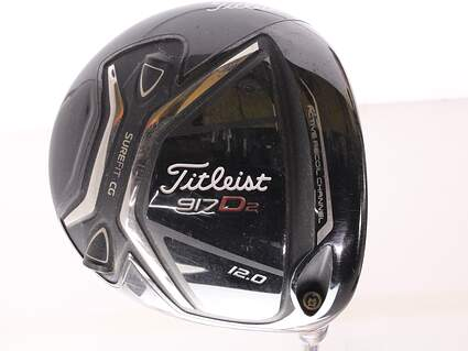 Titleist 917 D2 Driver 12* Diamana M+ 40 Limited Edition Graphite Lite Right Handed 44.25 in
