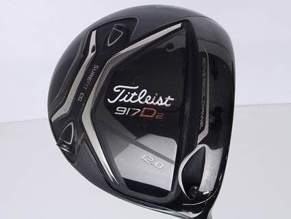 Titleist 917 D2 Driver 12* Diamana M+ 40 Limited Edition Graphite Ladies Right Handed 44 in
