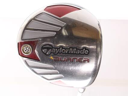 TaylorMade 2007 Burner 460 Driver 10.5* Matrix Ozik 4Q3 Red Tie Graphite Ladies Right Handed 44.5 in