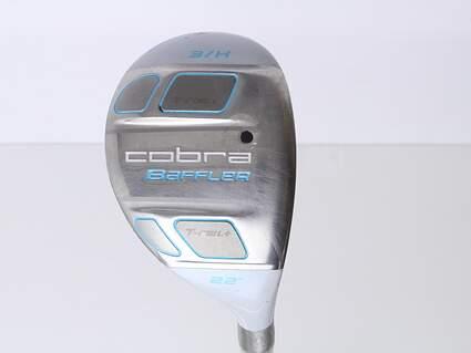 Cobra T-Rail + Hybrid 3 Hybrid 22* Graphite Design G-Series G50 Graphite Ladies Right Handed 39.5 in