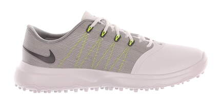 New Womens Golf Shoe Nike Lunar Empress 2 6 White/Anthracite-Cool Grey MSRP $125