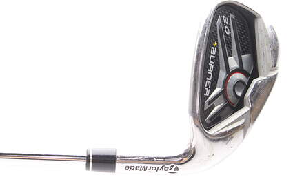 TaylorMade Burner 2.0 HP Single Iron 8 Iron TM Burner 2.0 85 Steel Regular Right Handed 36.75 in