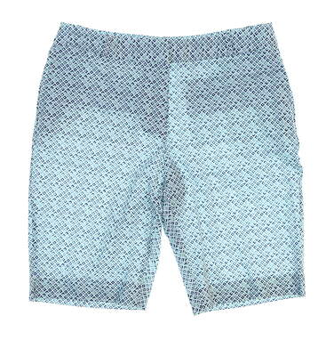 New Womens Fairway & Greene Megan Shorts Size 12 Frosted MSRP $50 l12282