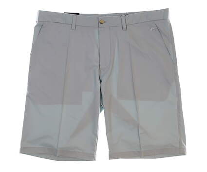 New Mens J. Lindeberg Somle Light Poly Shorts Size 38 Stone Gray MSRP $95