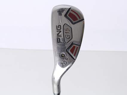 Ping G15 Hybrid 3 Hybrid 20* Ping TFC 149H Graphite Stiff Left Handed 40.25 in