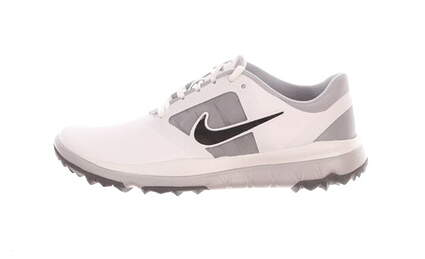 New Womens Golf Shoe Nike Fi Impact 6.5 White/Grey MSRP $160