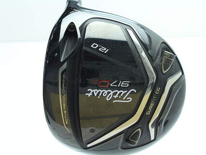 Titleist 917 D2 Driver 12* Diamana S+ 60 Limited Edition Graphite Stiff Right Handed 45.5 in