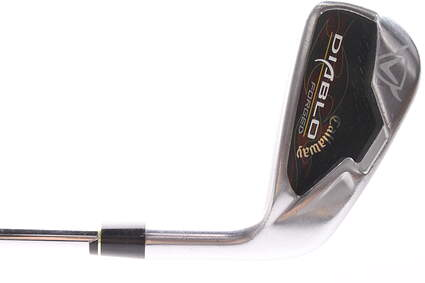 Callaway Diablo Forged Single Iron 4 Iron Nippon NS Pro 1100 Steel Uniflex Right Handed 38.5 in