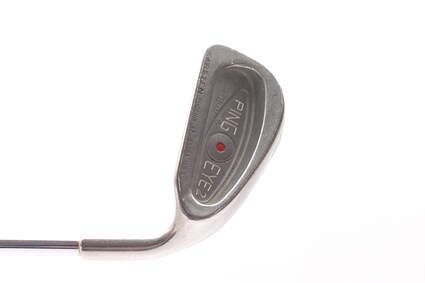 Ping Eye 2 Single Iron 4 Iron Stock Steel Shaft Steel Stiff Right Handed Red dot 38 in