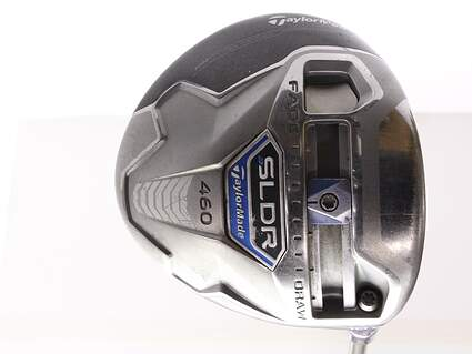 TaylorMade SLDR TP Driver 10.5* Mitsubishi Kuro Kage Black 50 Graphite Stiff Right Handed 45.25 in