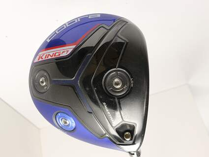 Cobra King F7 Driver 11.5* Cobra Matrix 65Q4 Red Tie Graphite Regular Right Handed 45.5 in
