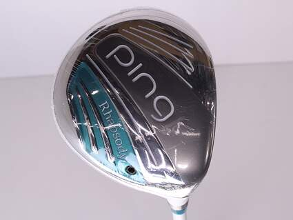 Mint Ping Rhapsody Fairway Wood 7 Wood 7W 26* Ping ULT 220F Lite Graphite Ladies Right Handed 41.25 in