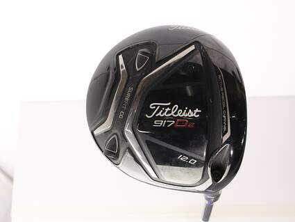 Titleist 917 D2 Driver 12* Diamana M+ 50 Limited Edition Graphite Senior Right Handed 45 in