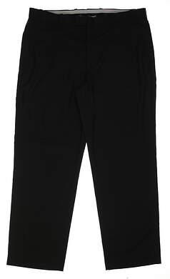 New Mens Callaway 5-Pocket Pants 40x32 Black MSRP $80