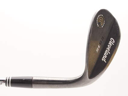 Cleveland CG15 Black Pearl Tour Wedge Gap GW Cleveland Traction Wedge Wedge Flex 35.5 in