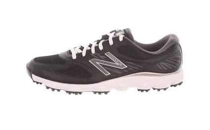 New Womens Golf Shoe New Balance 1001 Medium 8.5 Black/White MSRP $100