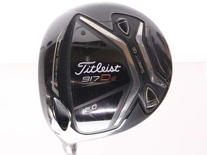 Titleist 917 D2 Driver 12* Diamana M+ 50 Limited Edition Graphite Regular Left Handed 45.5 in