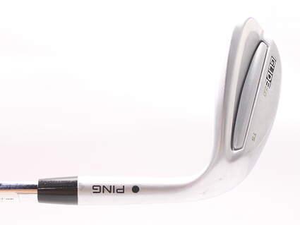 Ping Glide 2.0 Wedge Lob LW 58* 6 Deg Bounce AWT 2.0 Steel Wedge Flex Right Handed Black Dot 35.25 in