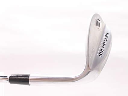 Mint Bettinardi H2 Satin Nickel Wedge Sand SW 54* True Temper Dynamic Gold S200 Steel Stiff Right Handed 35.5 in