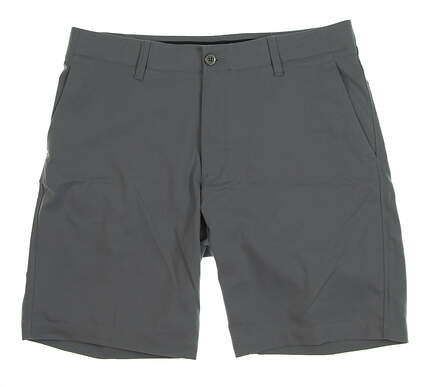 """New Mens Under Armour 10"""" Inseam Golf Shorts Size 36 Gray MSRP $65"""