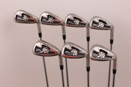 Callaway X 22 Tour Iron Set 2nd Swing Golf
