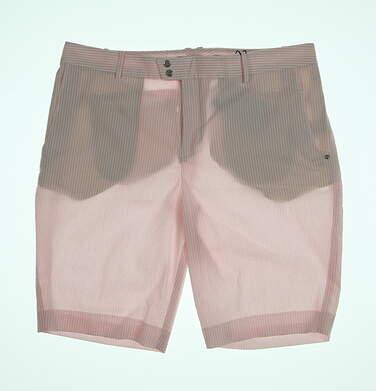New Womens Ralph Lauren RLX Golf Shorts Size 8 Light Pink MSRP $145