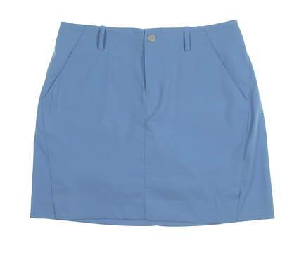 New Womens Ralph Lauren Golf Skort Size 2 Blue MSRP $125
