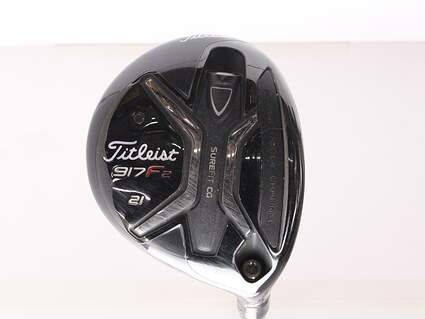 Titleist 917 F2 Fairway Wood 3 Wood 3W 21* Diamana M+ 60 Limited Edition Graphite Lite Right Handed 42.25 in