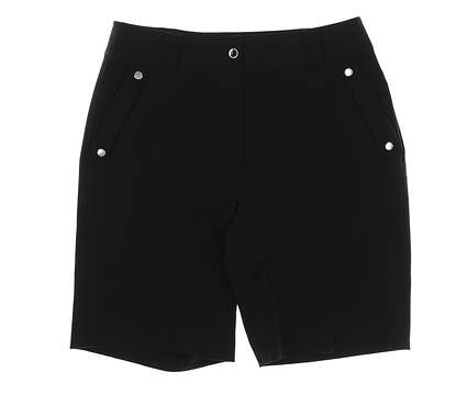 New Womens EP Pro Animal Instincts Shorts Size 6 Black MSRP $69