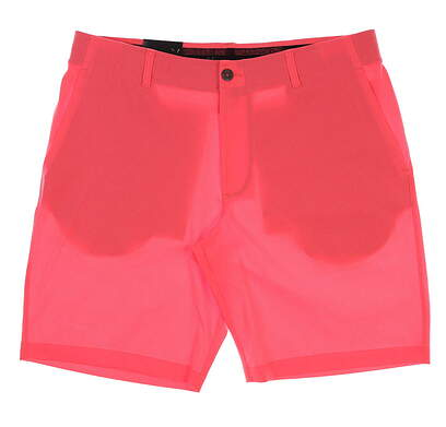 """New Mens Under Armour 10"""" Inseam Golf Shorts Size 36 Neon Pink MSRP $65"""