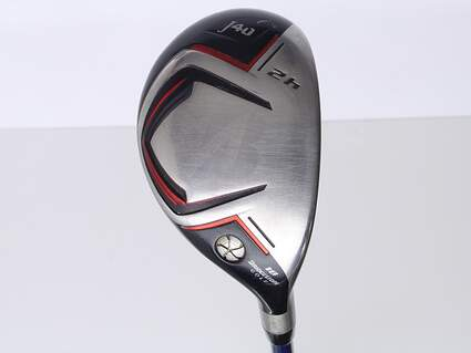 Bridgestone J40 Hybrid 2 Hybrid 18* Project X 6.5 Graphite Graphite X-Stiff Right Handed 41 in
