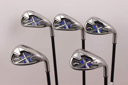 Callaway X 22 Iron Set 2nd Swing Golf