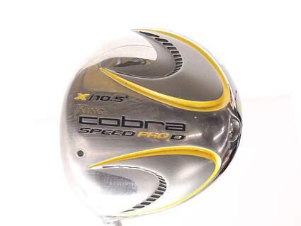 Cobra Speed Pro D Driver 10.5* Aldila VS Proto 65 Graphite Stiff Left Handed 44.75 in