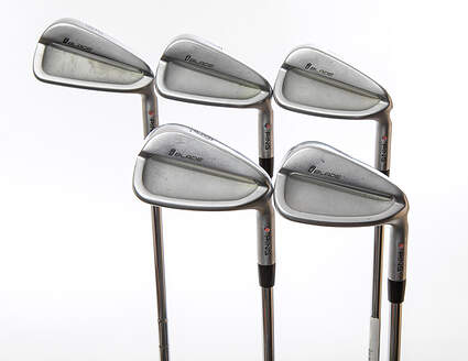 Ping iBlade Iron Set 6-PW Ping CFS Distance Steel Stiff Right Handed Orange Dot 37.5 in