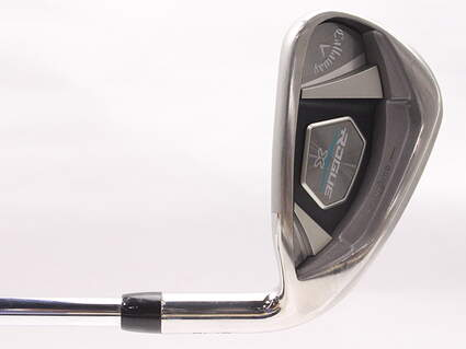 Callaway Rogue X Single Iron 7 Iron FST KBS MAX 90 Steel Regular Right Handed 37 in