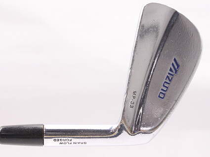 Mizuno MP 33 Single Iron 6 Iron Stock Steel Shaft Steel Regular Right Handed 38 in