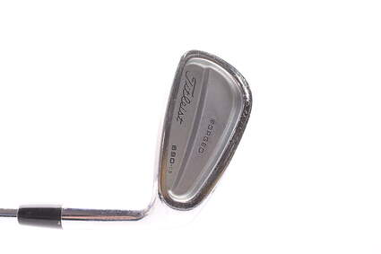 Titleist 690.CB Forged Single Iron 8 Iron True Temper Dynamic Gold S300 Steel Stiff Right Handed 36.75 in