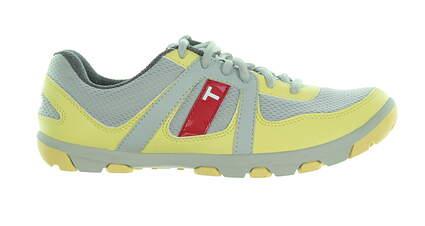 New Womens Golf Shoe True Linkswear TRUE Jade 8.5 Gray MSRP $100