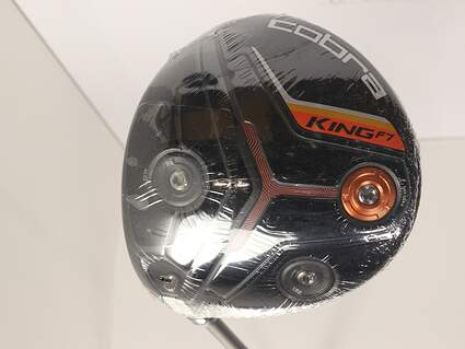 Mint Cobra King F7 Driver 10.5* Fujikura Pro 60 Graphite Regular Left Handed 45 in