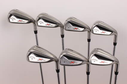 Callaway X Series N415 Iron Set 2nd Swing Golf