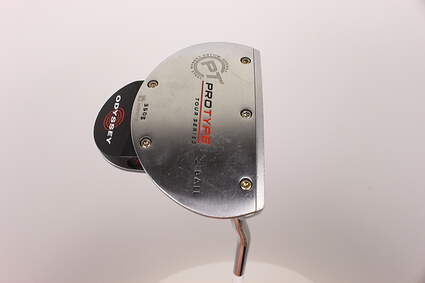 Odyssey Protype Tour 2-Ball Putter Steel Right Handed 33 in