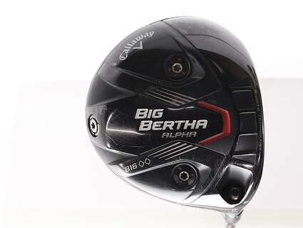 Callaway Big Bertha Alpha 816 Dbd Driver 2nd Swing Golf