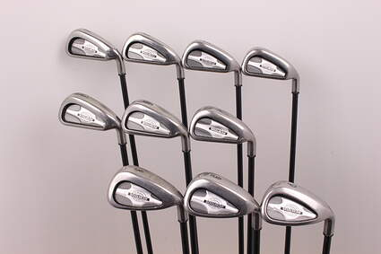 Callaway X 14 Pro Series Iron Set 2nd Swing Golf