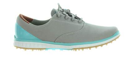 New Womens Golf Shoe Skechers Go Golf Elite 2 Stellar 10 Charcoal/Blue MSRP $80