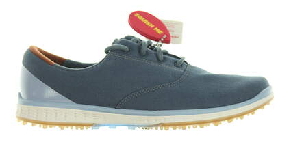 New Womens Golf Shoe Skechers Go Golf Elite 2 Stellar 7 Navy/Blue MSRP $80