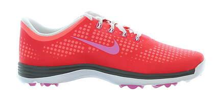 New W/O Box Womens Golf Shoe Nike Lunar Empress 8.5 Pink MSRP $100