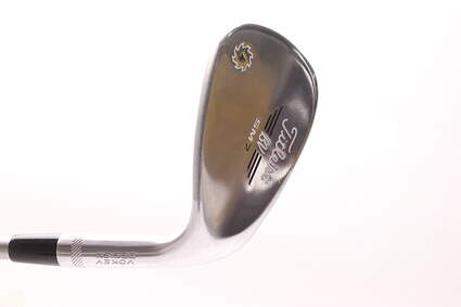 Titleist Vokey SM7 Tour Chrome Wedge Pitching Wedge PW 56* 14 Deg Bounce F Grind Mitsubishi Tensei Pro Red AMC Steel Ladies Right Handed 34.25 in